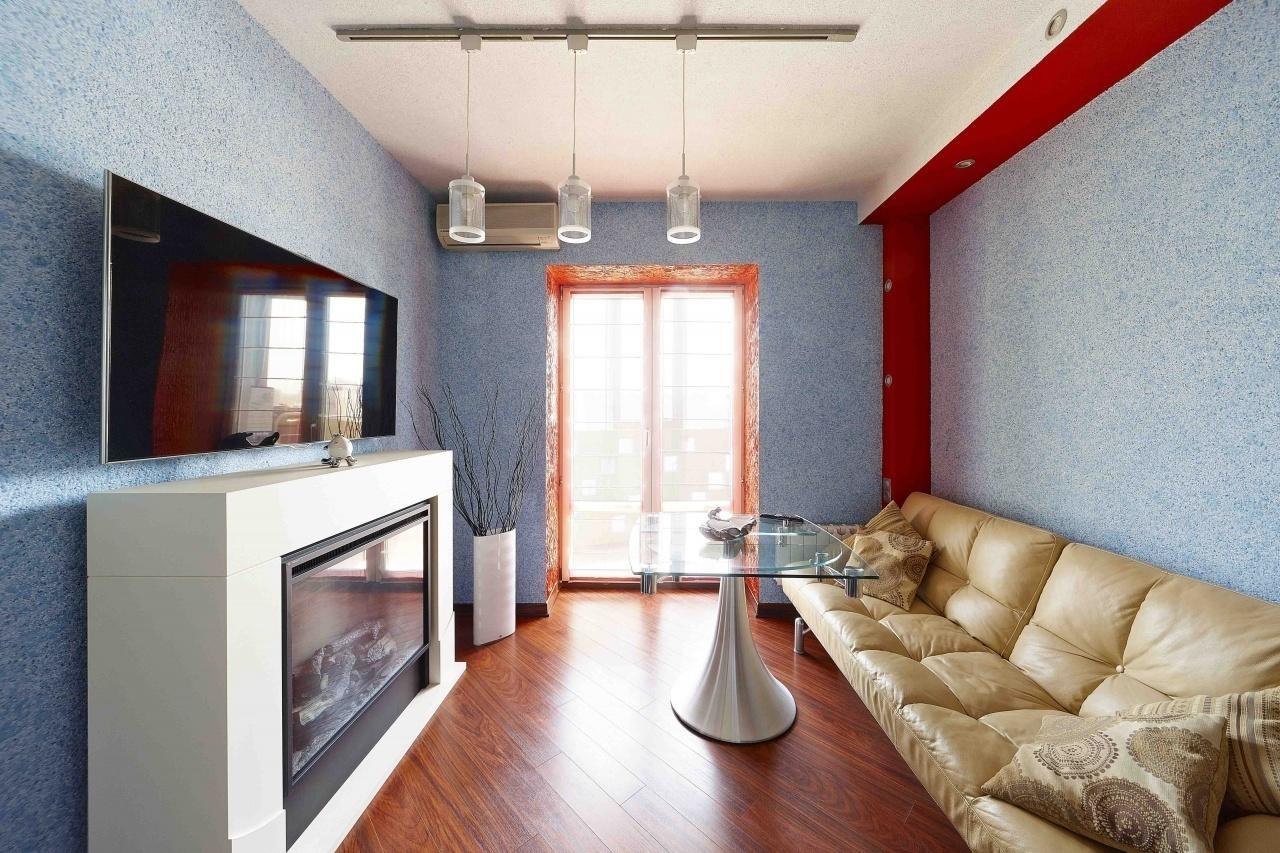 Ремонт квартиры в одной стене фото
