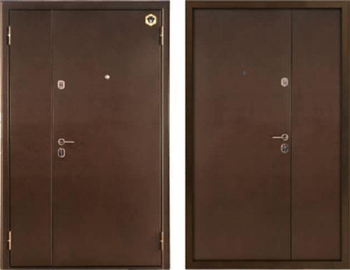 Купить входные металлические двери Бульдорс Steel-13Д