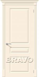 Двери Межкомнатные Скинни-14 Cream