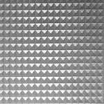 Самоклеющаяся пленка Deluxe Витражная 9113 геометрия