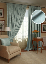 Товары для дома Домашний текстиль Комплект штор Plain Lux-SH PL123909645