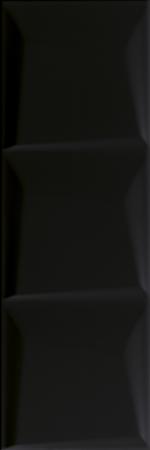 Керамическая плитка Paradyz Плитка настенная Maloli Nero Struktura C