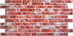Стеновые панели Листовые Сланец красный камень
