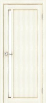 Двери Межкомнатные Дверное полотно Артлайн 10001 латте