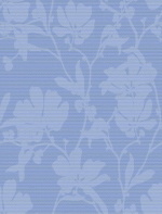 Керамическая плитка Lasselsberger Ceramics Натали 1034-0169 голубая 25х33