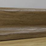 Плинтус Polarwood PW Skirting Дуб Золотисто-коричневый Лак
