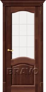 Двери Межкомнатные Франческо Т-29 (Коньяк) ПО СТ-Полимер