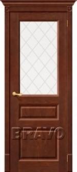 Двери Межкомнатные Леонардо Т-36 (Орех) ПО СТ-Полимер