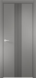 Двери Межкомнатные Дверное полотно Севилья 16 Софт Графит