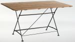 Мебель Садовая мебель Стол прямоугольный 150см HolzHof