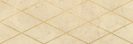Керамическая плитка Lasselsberger Ceramics Декор Миланезе дизайн 1664-0143 римский крема