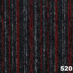Ковролин Плитка ковровая Solid Stripes 520