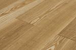 Паркетная доска Amber Wood Ясень Натур бесцветный лак