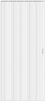 Двери Межкомнатные ДСК-007 Белый глянец