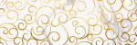 Керамическая плитка Lasselsberger Ceramics Декор Миланезе дизайн 1664-0140 флорал каррара белая