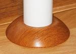 Плинтус Идеал Пластиковый обвод для труб 1/2 дюйма