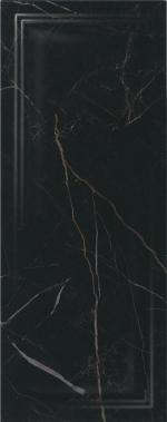 Керамическая плитка Kerama Marazzi Плитка настенная Алькала черный панель 7201