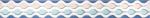 Керамическая плитка Lasselsberger Ceramics Бордюр настенный Парижанка Фантазия 1506-0256
