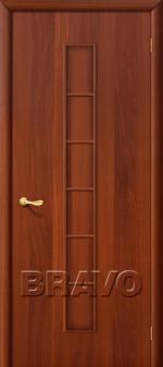 Двери Межкомнатные 2Г Л-11 (Итальянский Орех) ПГ