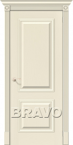 Двери Межкомнатные Вуд Классик-12 Ivory
