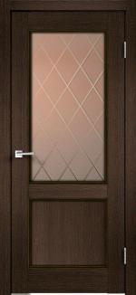 Двери Межкомнатные Classico 2V Мокка