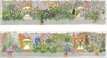 Керамическая плитка Bardelli Панно Mary Ann 2 MARY214