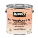 Паркетная химия Saicos Пропитка для древесины HOLZ-IMPRАGNIERUNG biozidfrei 9000