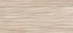 Керамическая плитка Cersanit Плитка настенная Botanica коричневый рельеф BNG112D