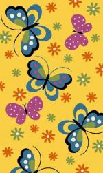 Ковры Merinos 772 Yellow