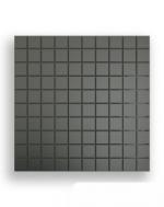Керамическая плитка ДСТ Плитка зеркальная графит Гм25