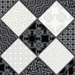 Линолеум Juteks Chess 4_990D