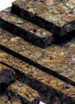 Для дачи Изоляционные материалы Черный агломерат IZORA 10 мм