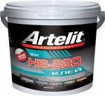 Паркетная химия Artelit Гибридный паркетный клей STP HB-820