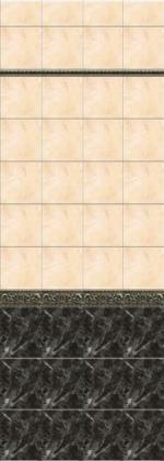 Стеновые панели ПВХ Аттика 01-076