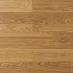 Массивная доска Amber Wood Ясень селект бесцветный лак