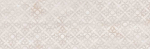 Керамическая плитка Cersanit Плитка настенная Alba орнамент бежевый AIS012