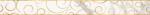Керамическая плитка Lasselsberger Ceramics Бордюр Миланезе дизайн 1506-0154 флорал каррара