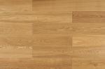 Паркетная доска Amber Wood Дуб Селект бесцветный лак
