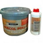 Паркетная химия Parcol Двухкомпонентный полиуретановый клей Parcol Poly 2k