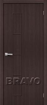 Двери Межкомнатные Тренд-3 Wenge Veralinga