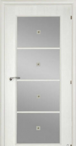 Двери Межкомнатные Saluto 204 Lf белый