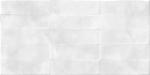 Керамическая плитка Cersanit Плитка настенная Carly светло-серый рельеф CSL524