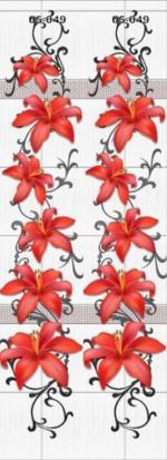 Стеновые панели ПВХ Лилия 05-049