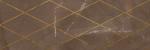 Керамическая плитка Lasselsberger Ceramics Декор Миланезе дизайн 1664-0147 римский марроне