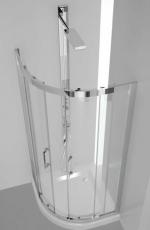 Сантехника Forte Flora BL600 с прозрачным стеклом
