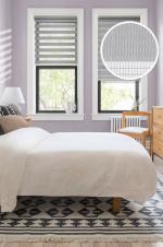Товары для дома Домашний текстиль Ролло День-Ночь Серый