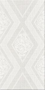 Керамическая плитка Azori Декор Illusio Beige Geometry