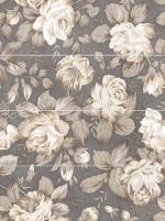 Керамическая плитка Lasselsberger Ceramics Панно Декор Фиори Гриджо 1608-0116