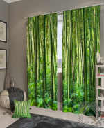 Товары для дома Домашний текстиль Бамбуковые джунгли 900283