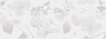Керамическая плитка Kerama Marazzi Декор Вилланелла Цветы белый MLDA6715000